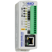 X-410-E  Web Enabled Controller & Server