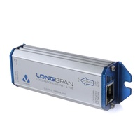 LONGSPAN CAMERA Unit with extended POE in and POE out